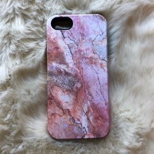 Accessories - Pink Marble iPhone 5/5s Case